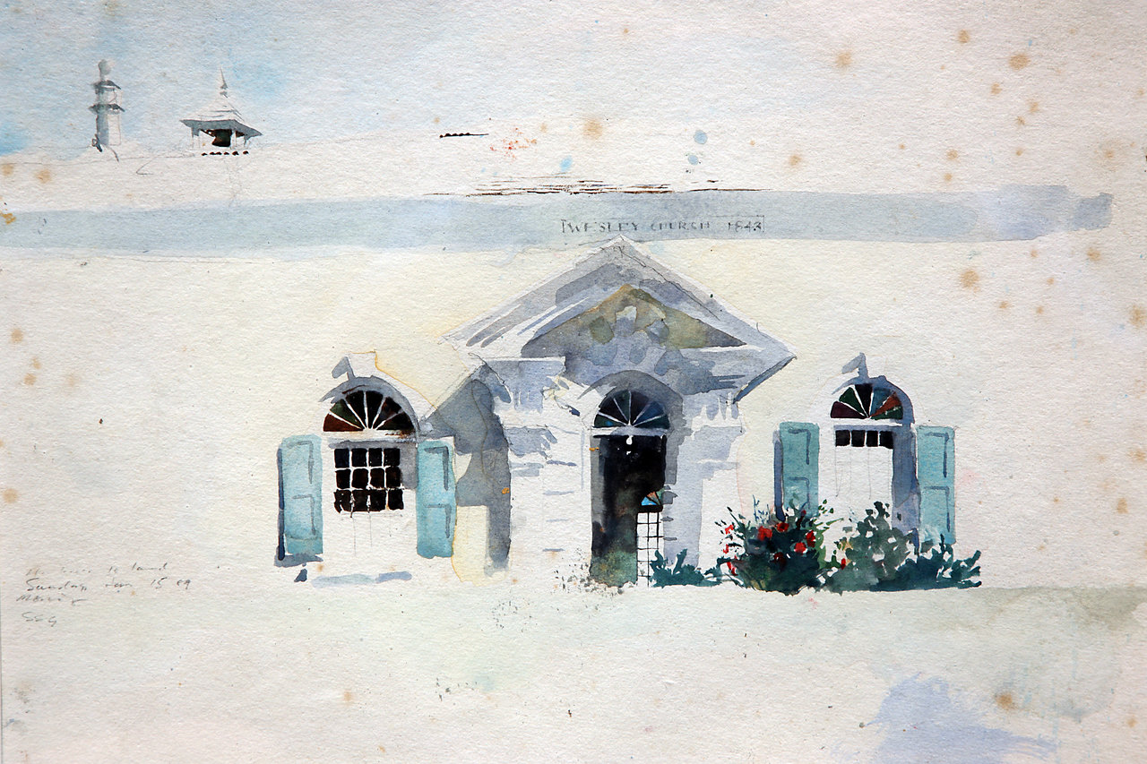 Wesley Church, Harbour Island
