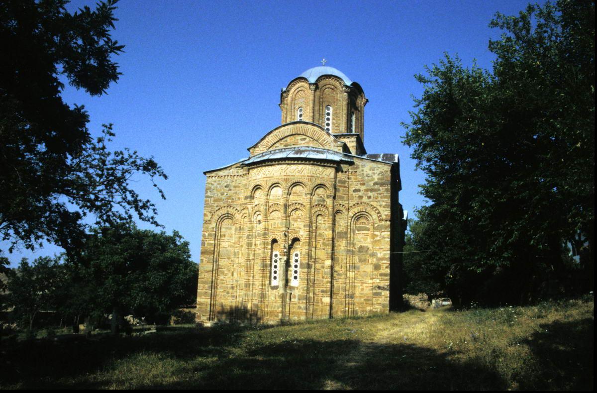 Лесновский монастырь
