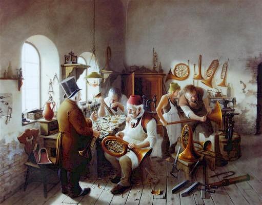 The Horn Maker