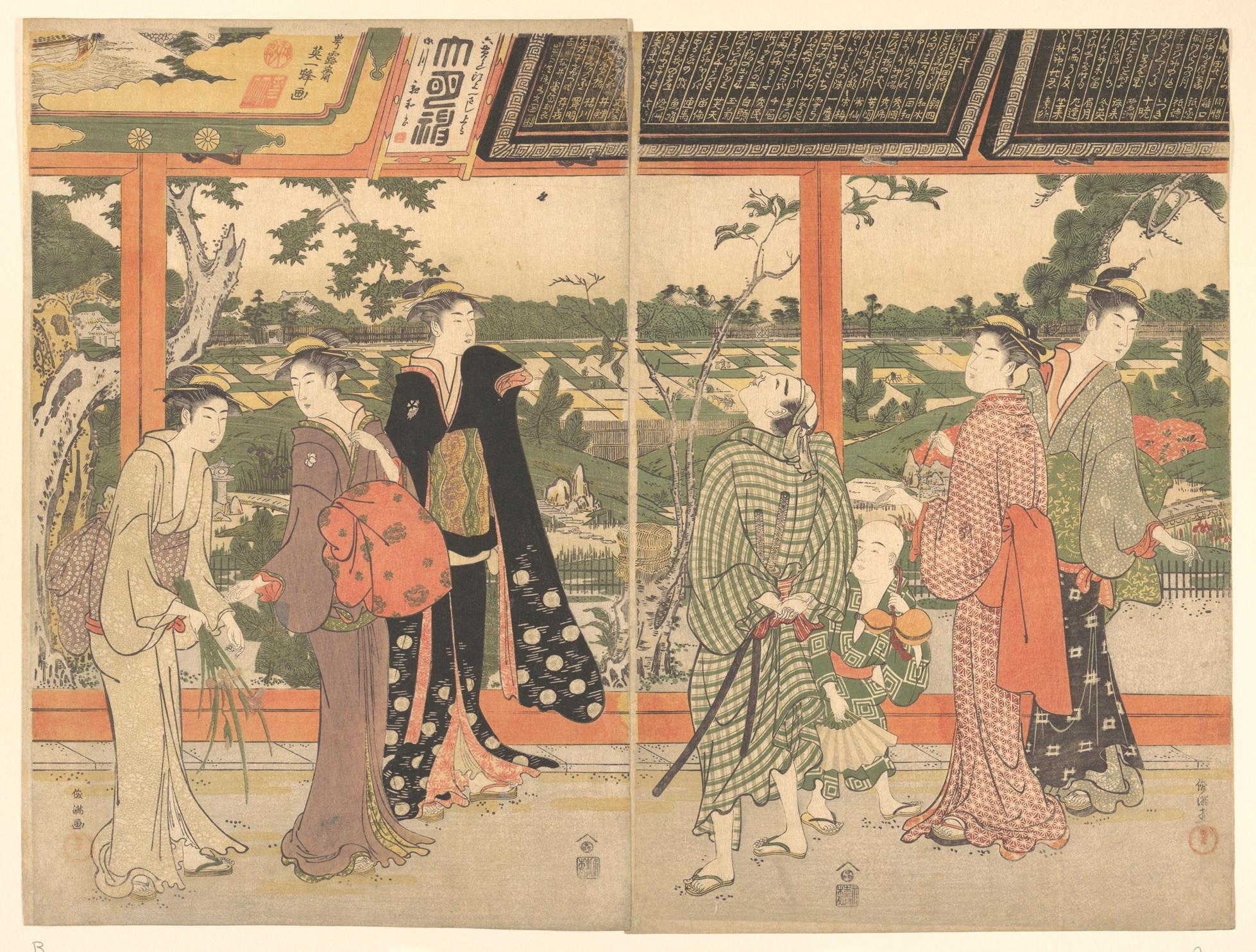 Диптих Посещение храма_389х264 каждый лист