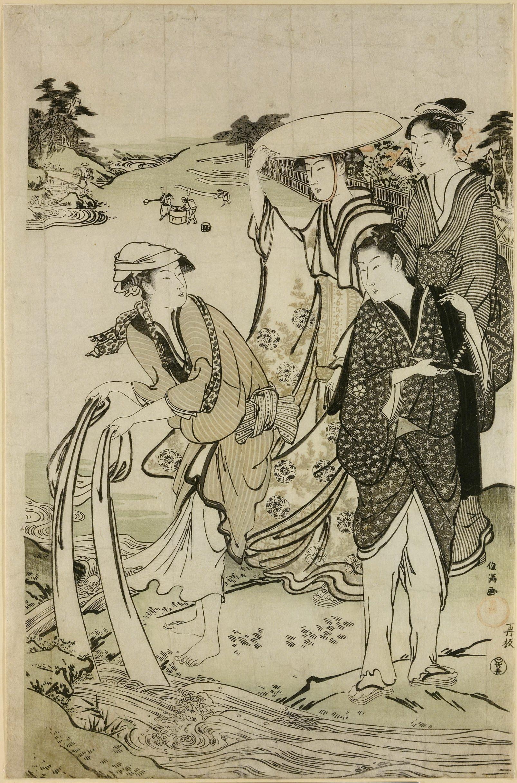 Триптих Шесть драгоценных рек_ок.1790_лист 1__386х257 мм