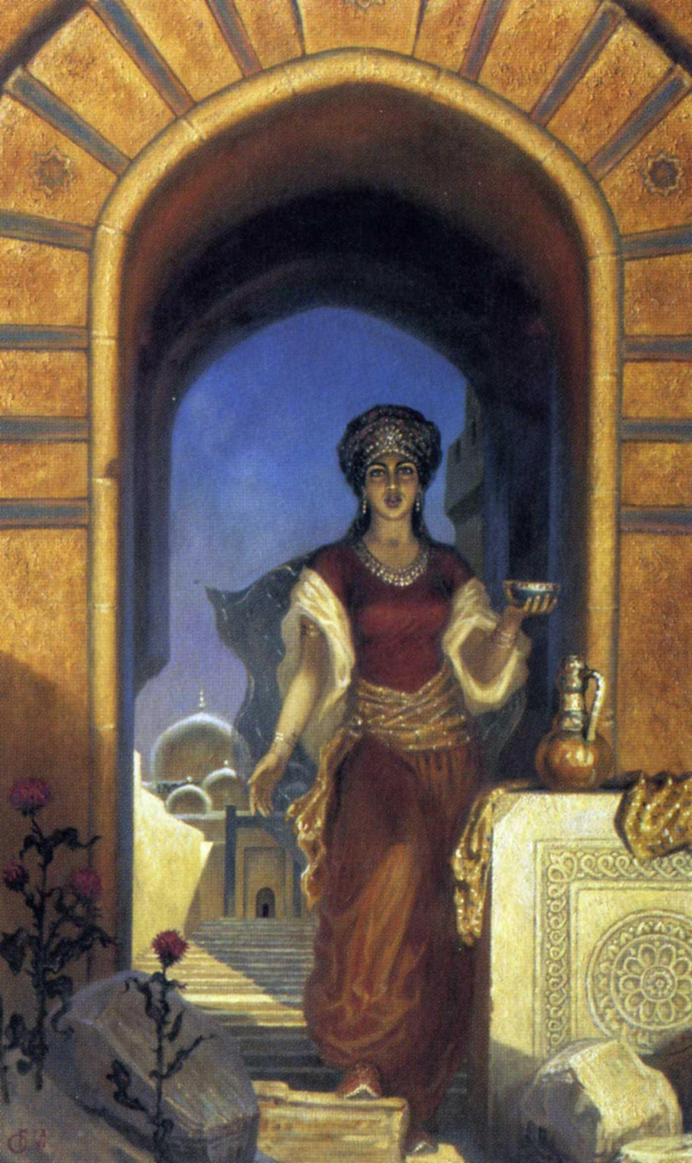 Сказки Шехерезады