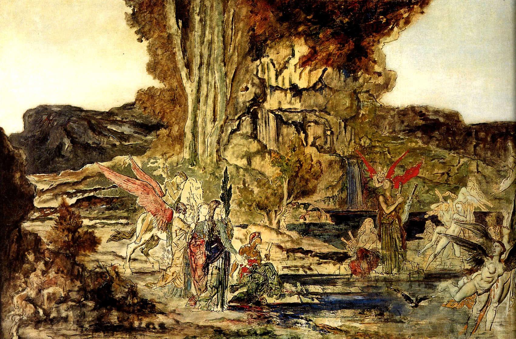 1886-1889_Пиериды (150 х 95 см)