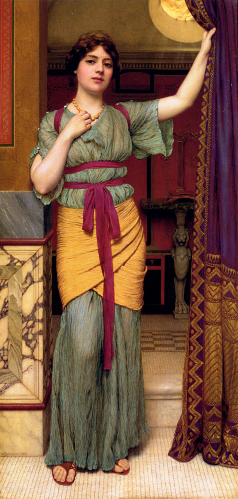 1895_Жительница Помпей