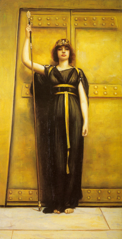 1895_Жрица (частная коллекция)