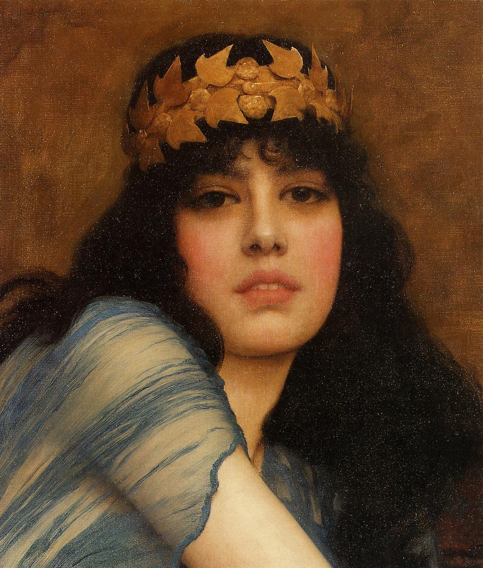 1896_Персидская принцесса (частная коллекция)