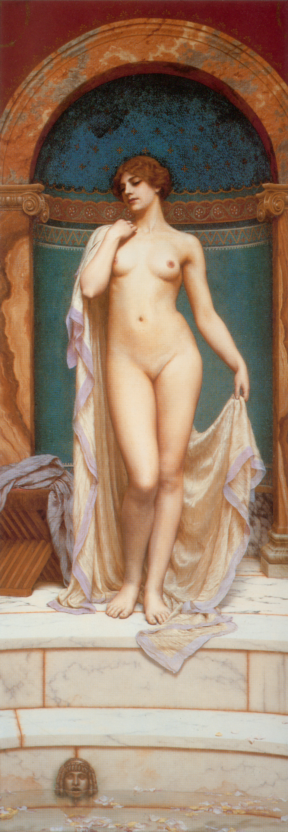1901_Венера перед купанием (частная коллекция)