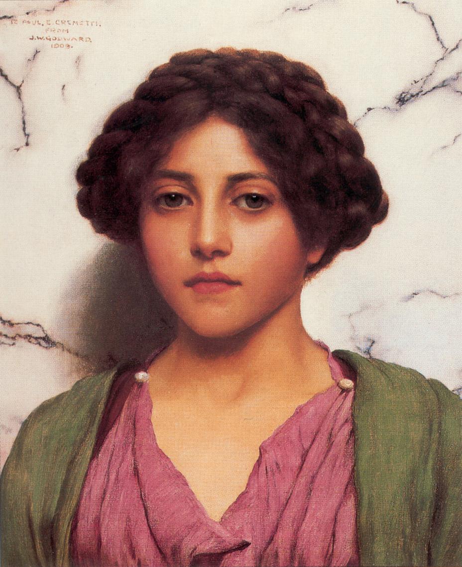 1909_Классическая красавица