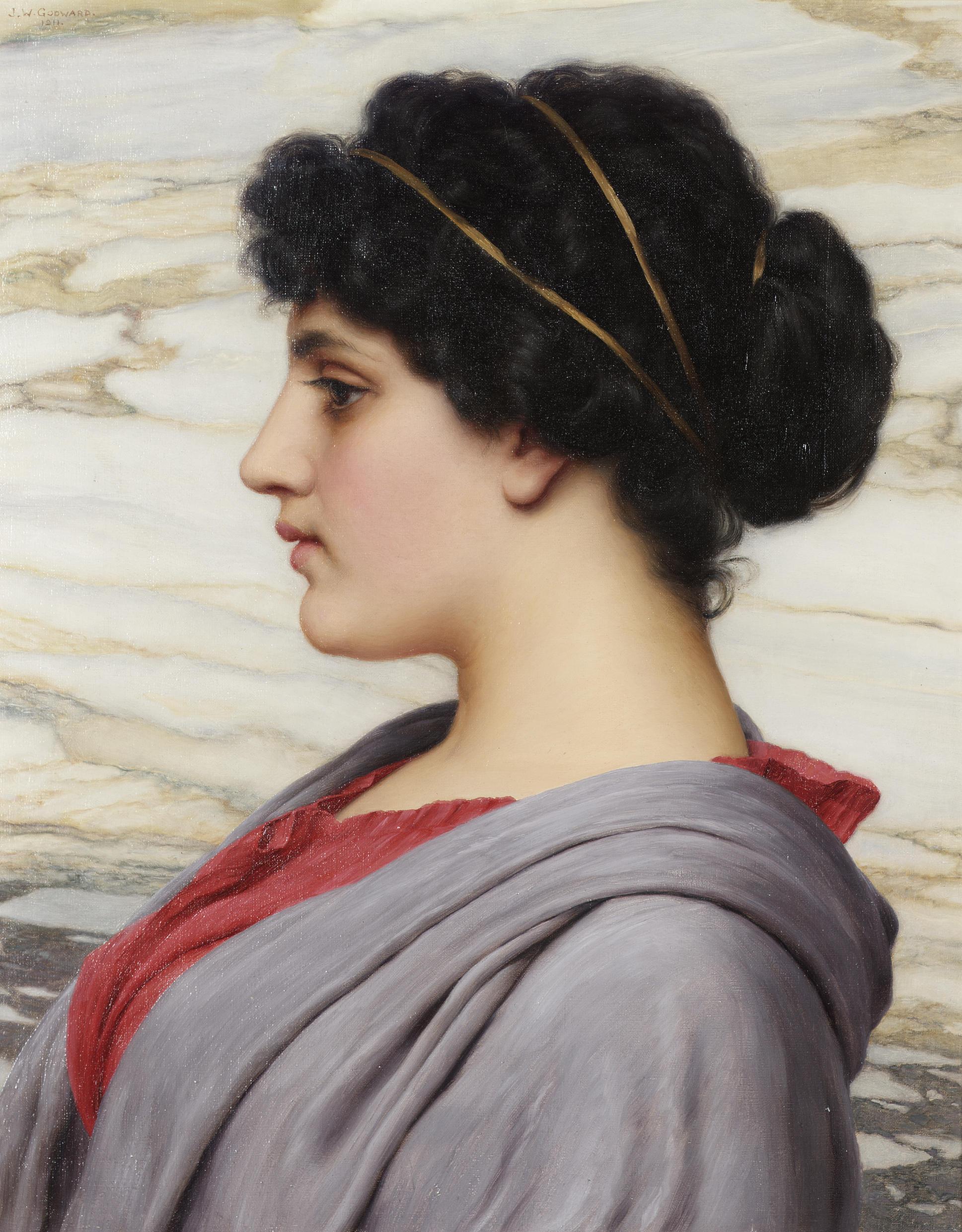 1911_Перилла (50 x 40 см) (ч.с.)