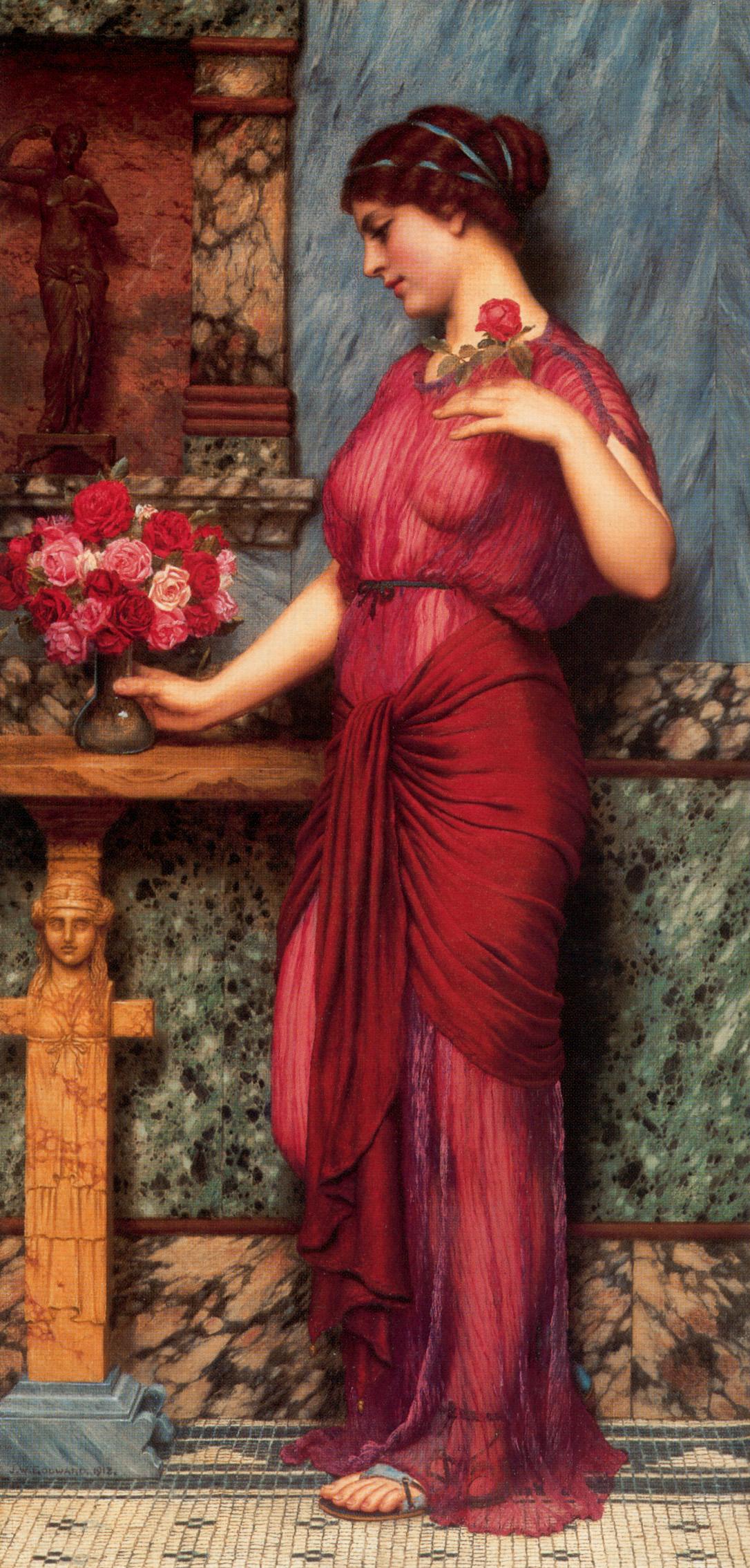 1912_Жертвоприношение Венере (частная коллекция)