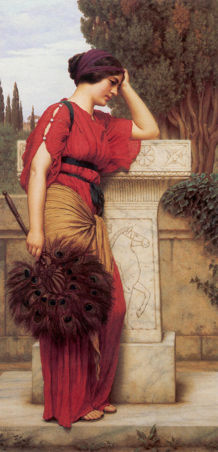 1913_Задумчивость (частная коллекция)