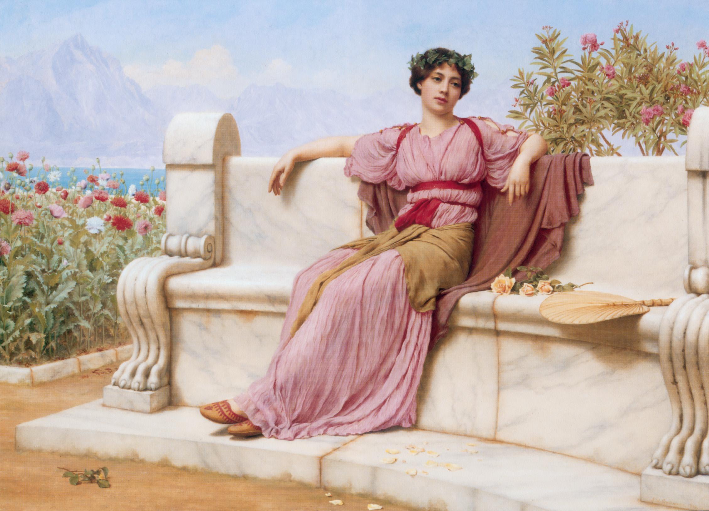 1914_Спокойствие (частная коллекция)