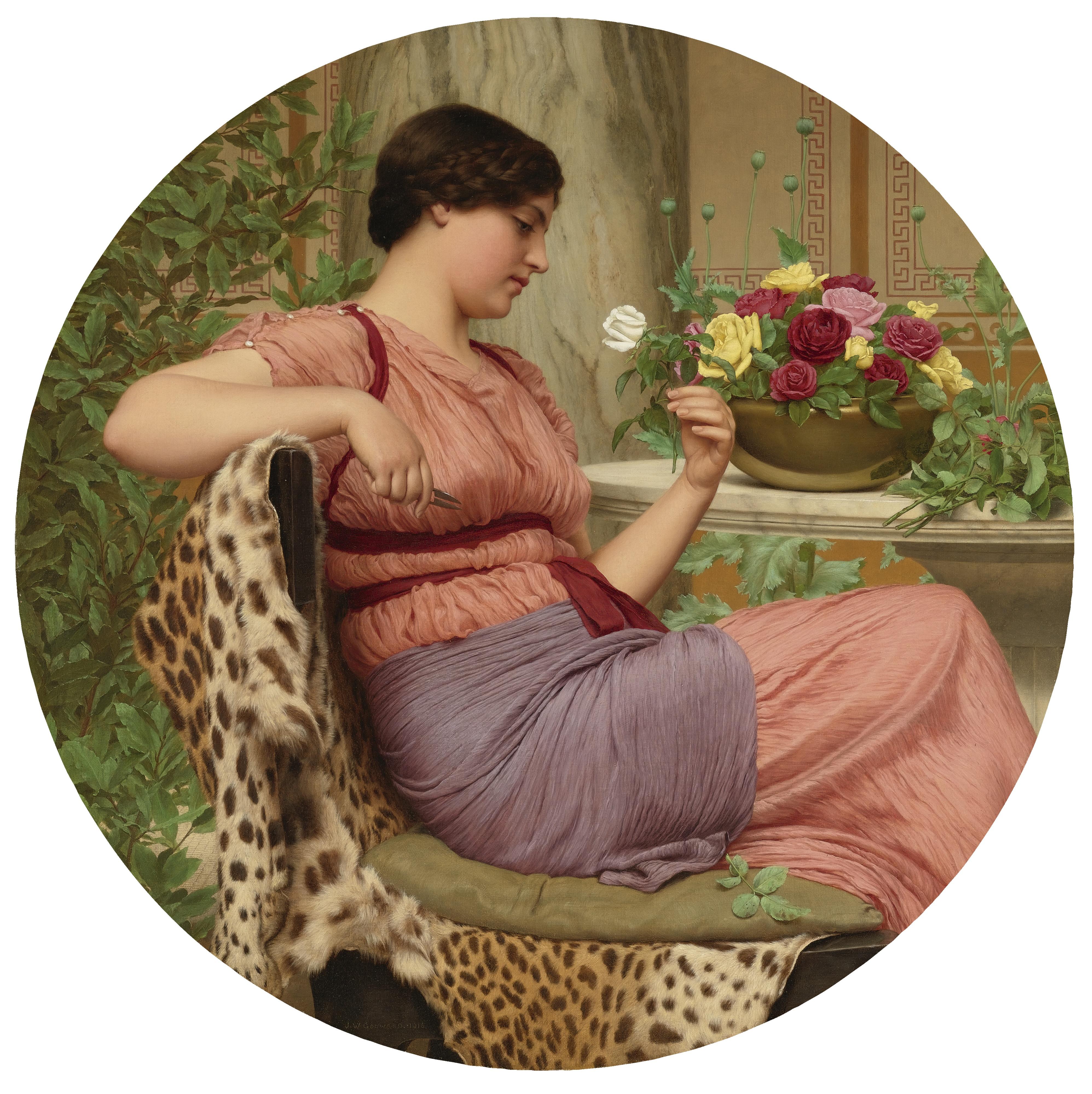 1916_Время роз (74.4 см) (ч.с.)