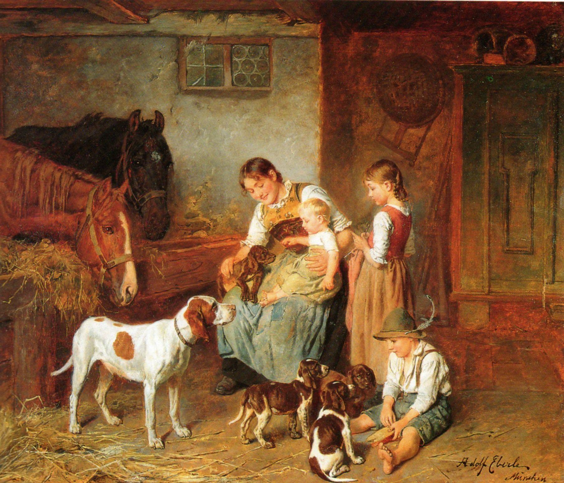 Eberle_Familienglück_Detail