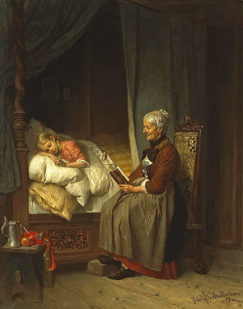 Grandmother's bedtime story
