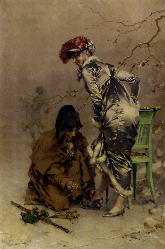 Frederick_Hendrik_Kaemmerer_-_A_Winter_Escapade