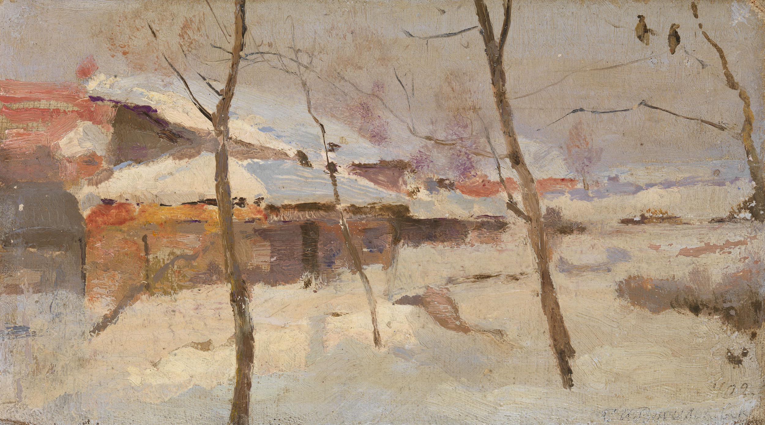 VASILKOVSKY, SERGEI Winter Study