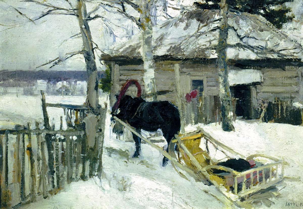 КОРОВИН Константин - Зима