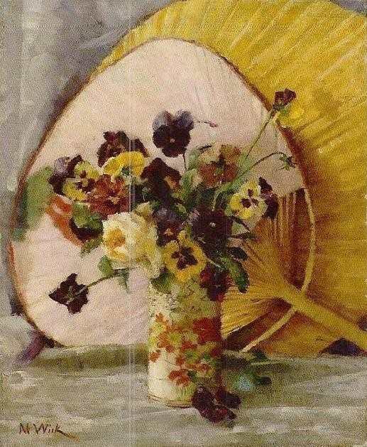 669412_study_of_pansies_and_a_japanese_fan