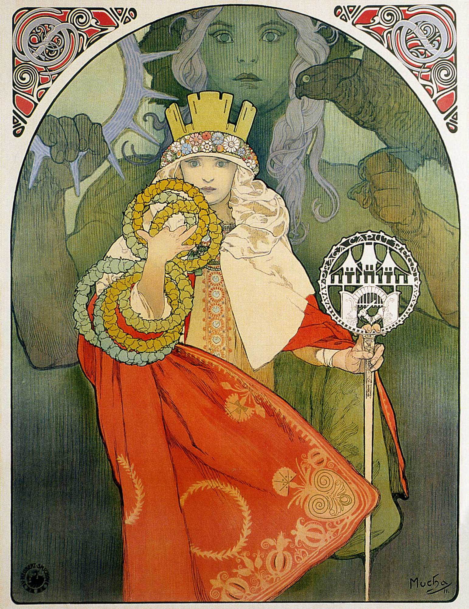 6-й фестиваль 'Сокол'-1912