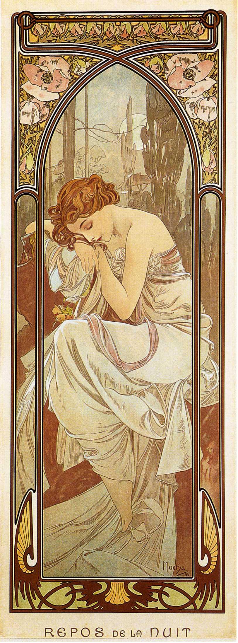 Время суток. Ночной отдых-1899
