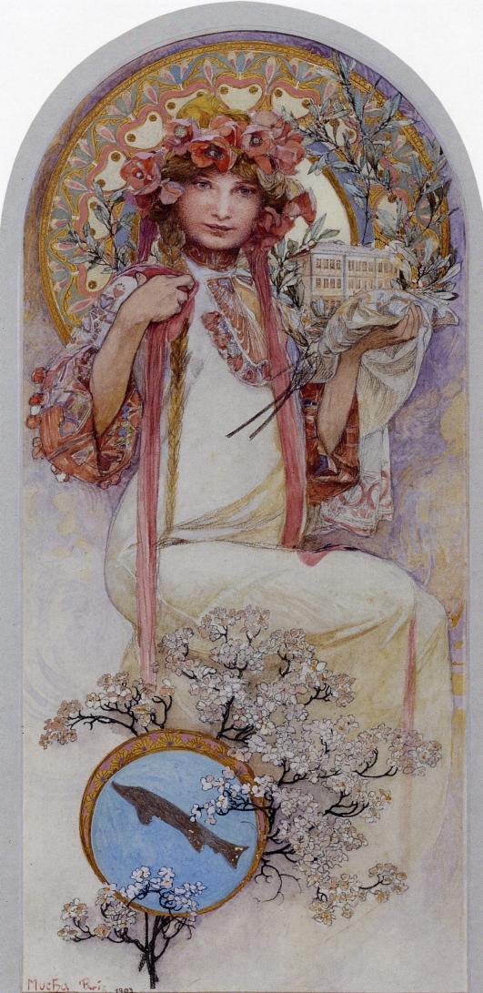 Девушка из Иванчице-1903
