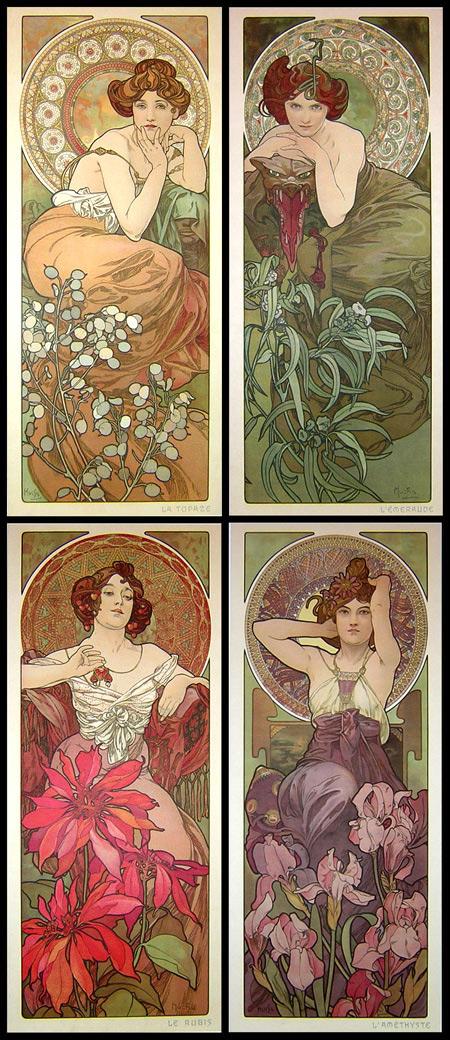 Драгоценные камни-1900