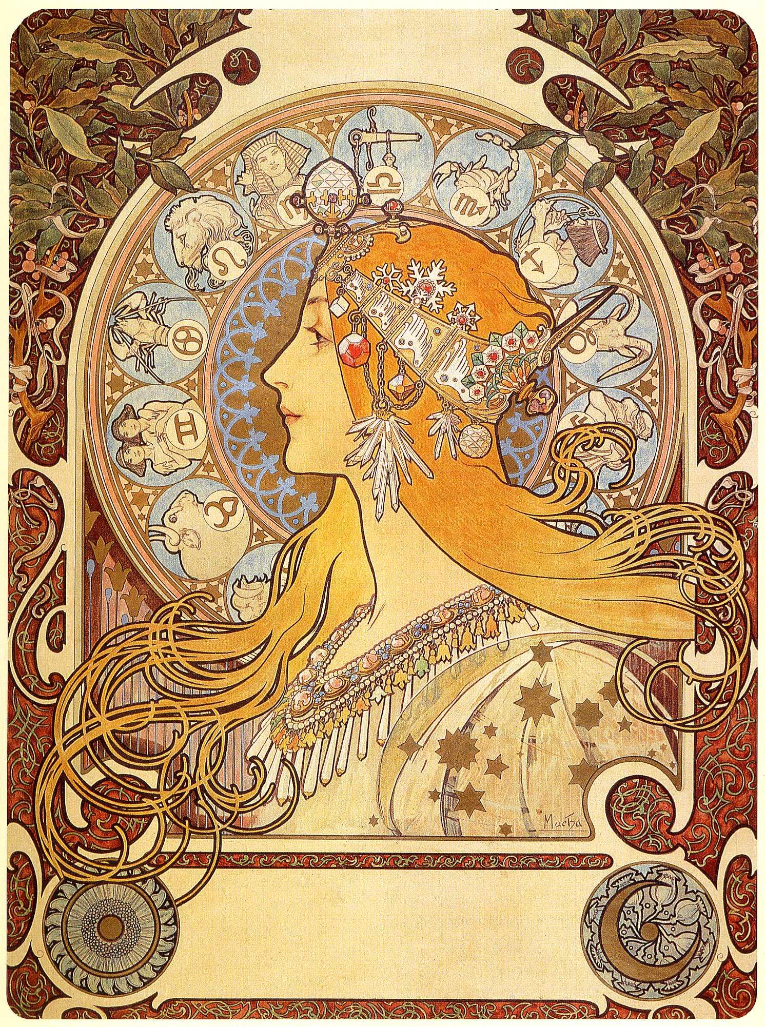 Зодиак-1896
