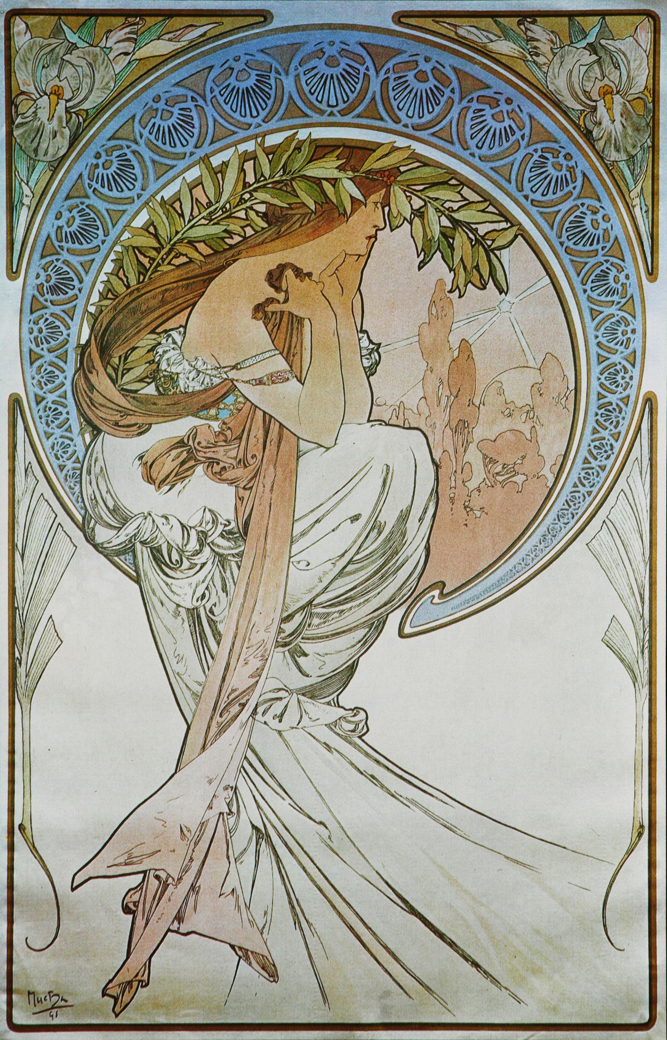 Искусство. Поэзия-1898