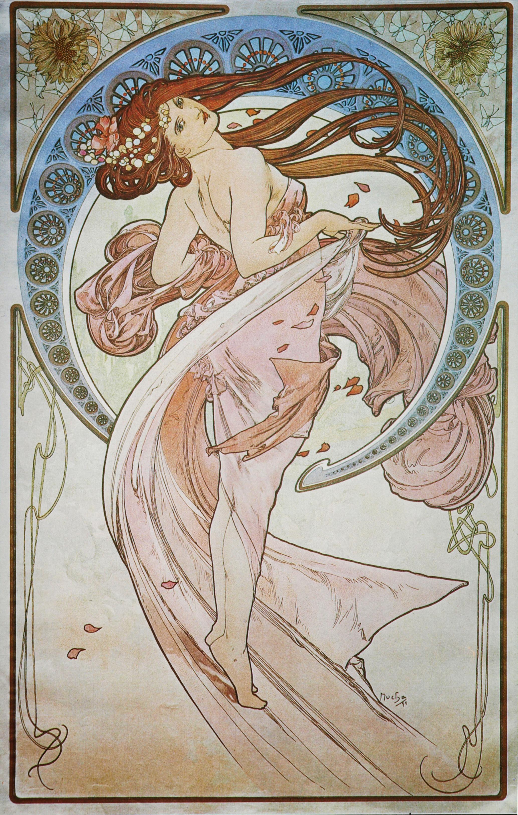 Искусство. Танец-1898