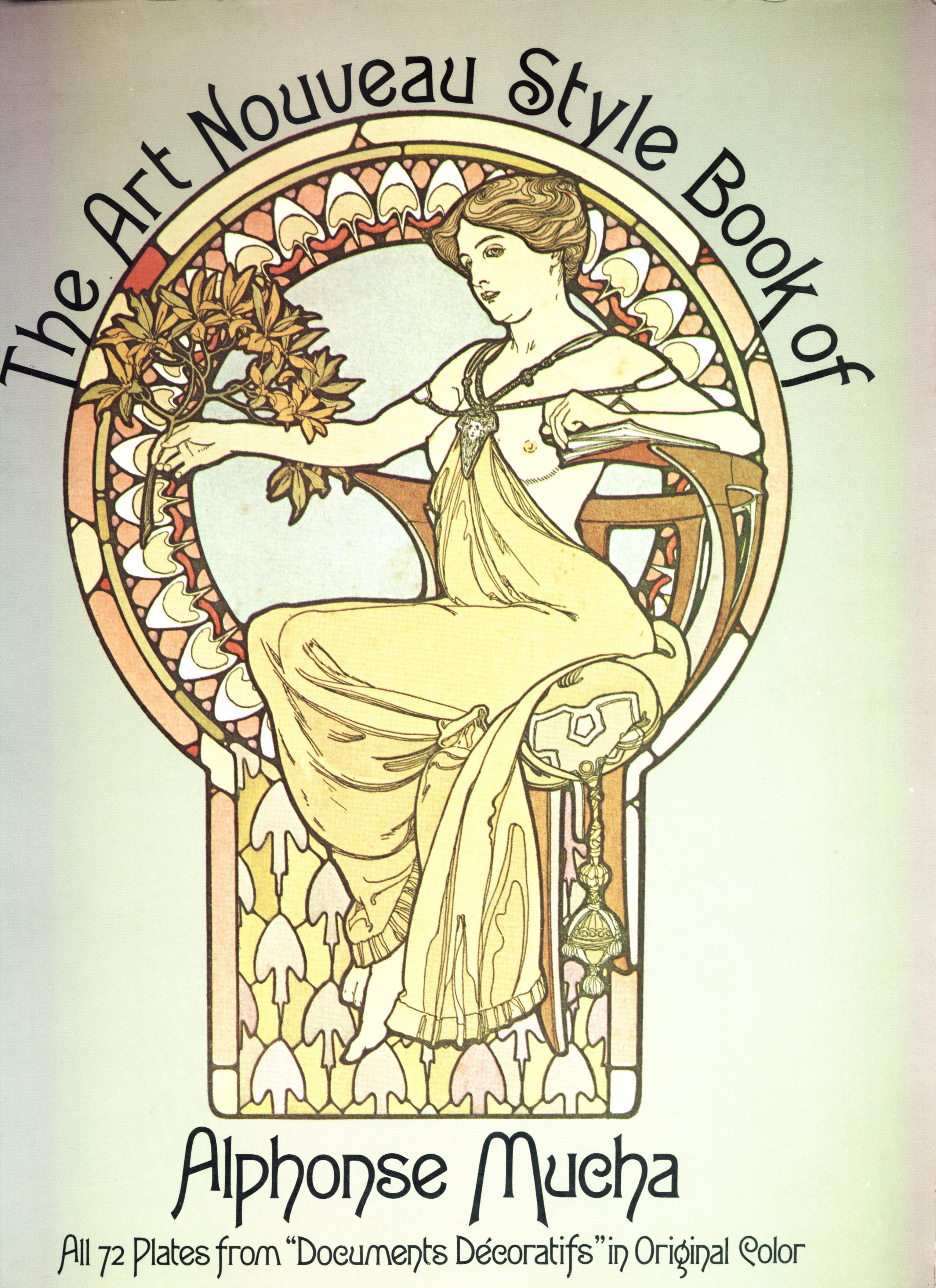 Плакат для Documents Decoratifs-1902