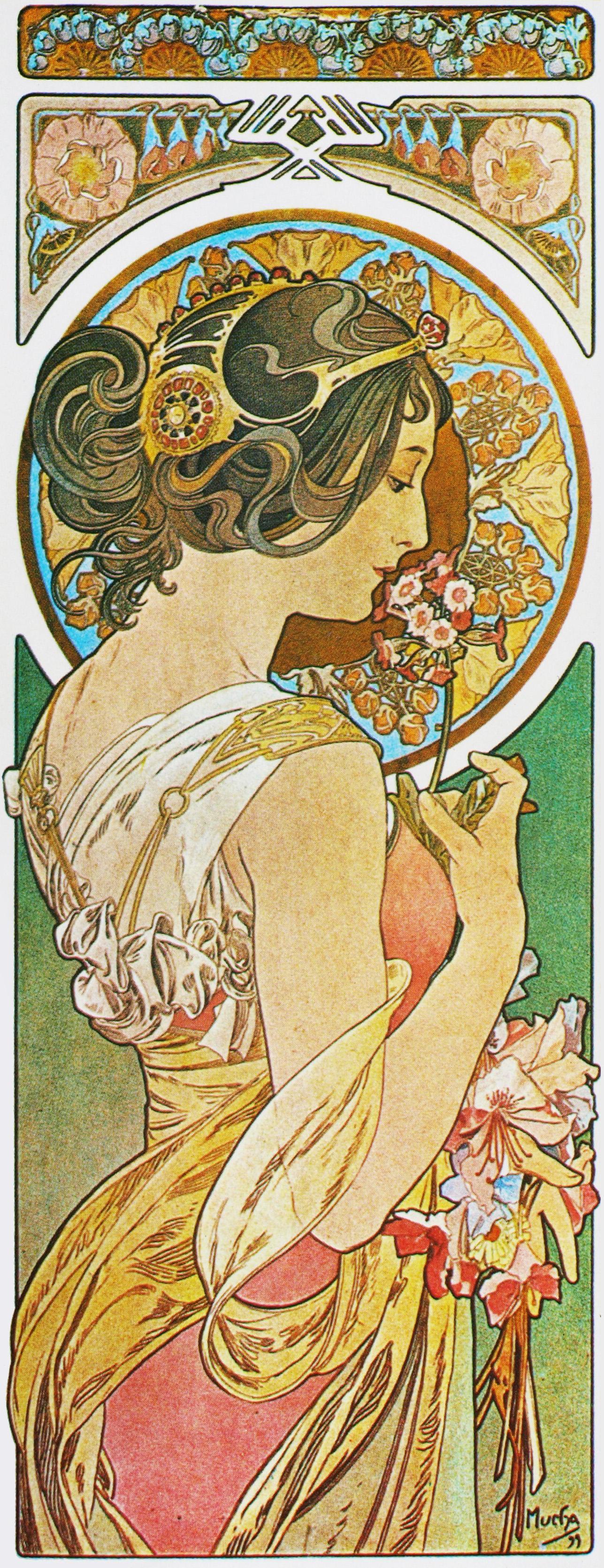 Примулы. Первоцвет-1899