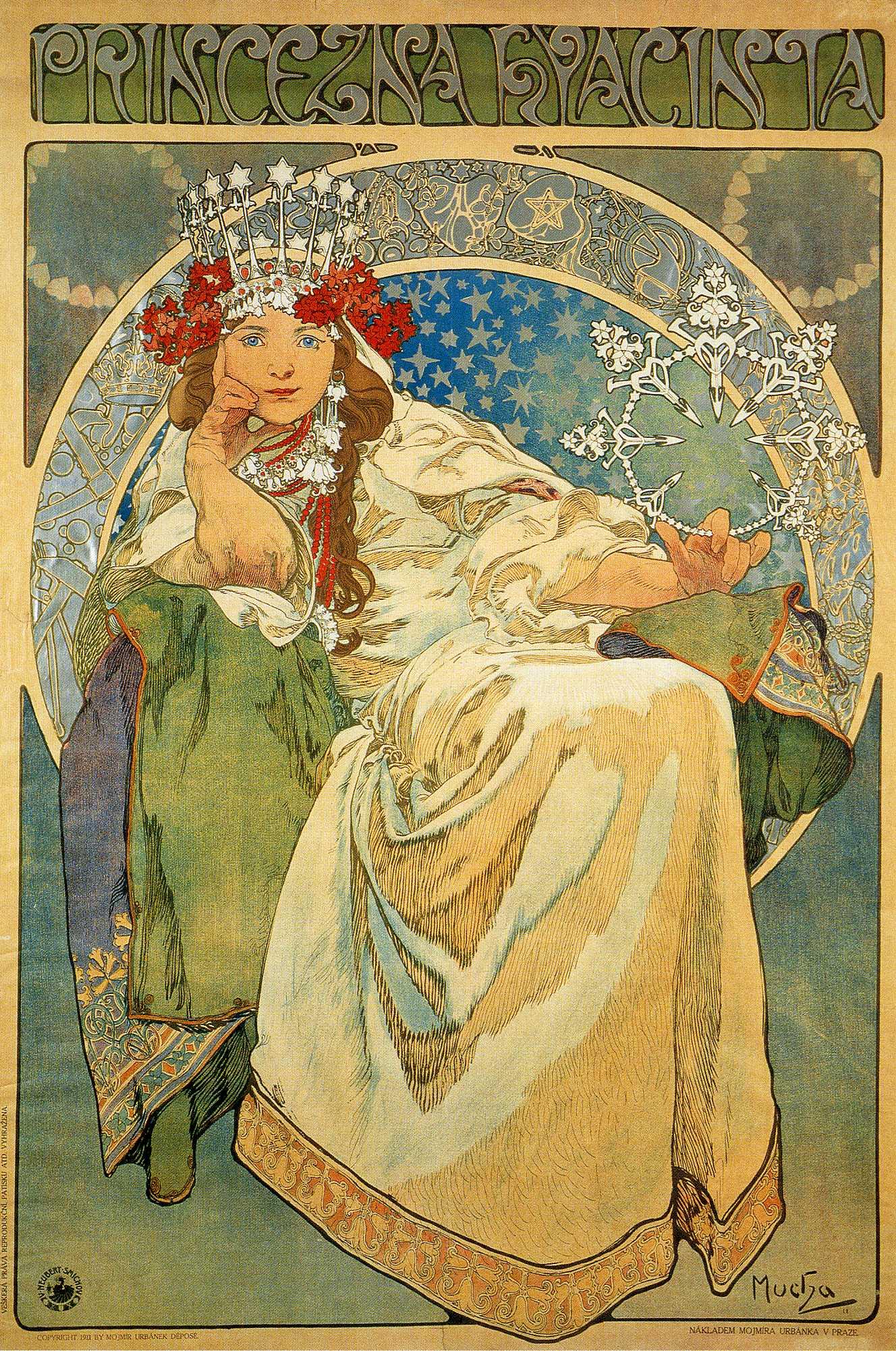 Принцесса Гиацинт-1911