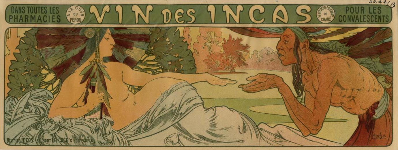 Реклама вина инков-1897