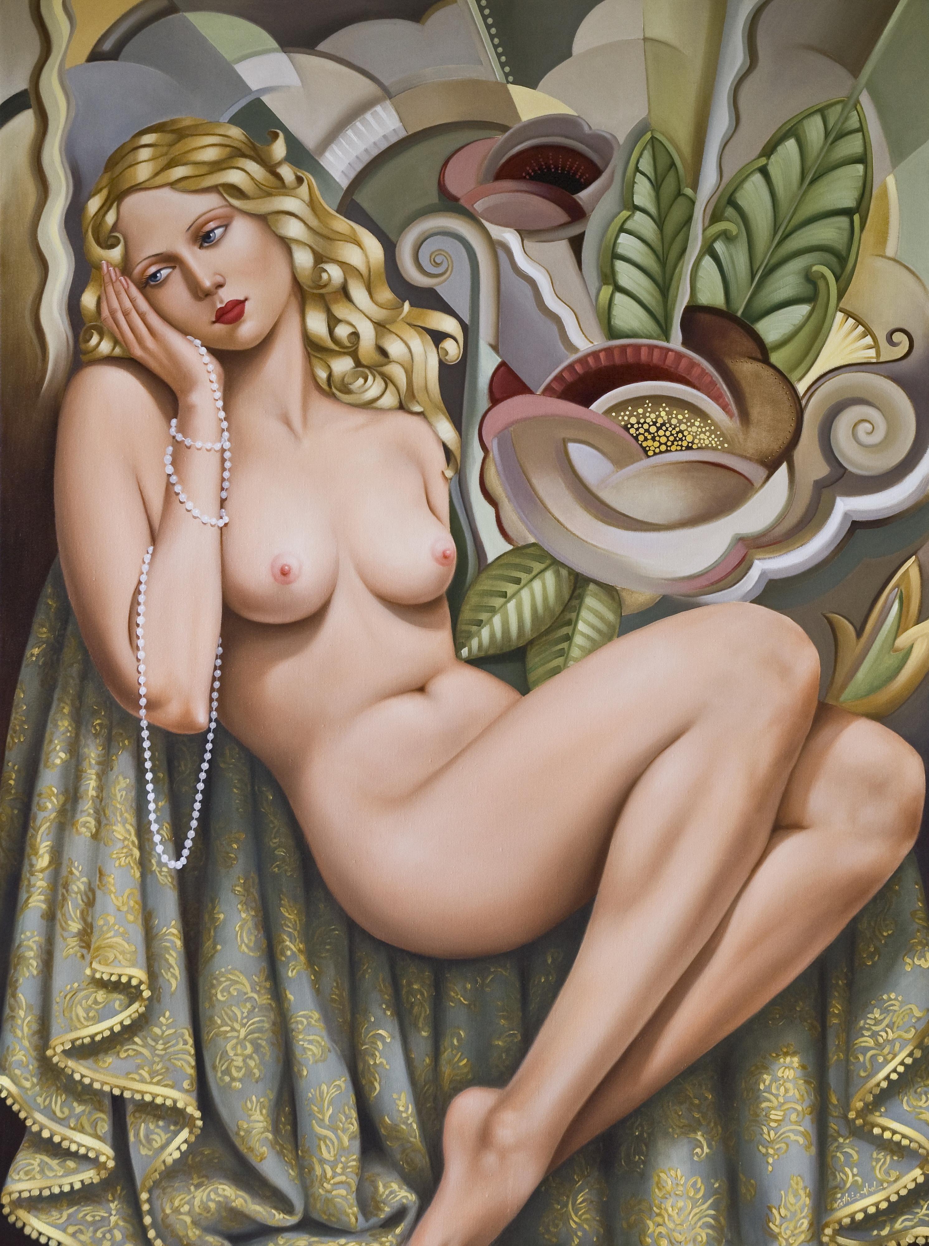 Catherine Abel, род в 1966. Опиумные грезы. Частная коллекция