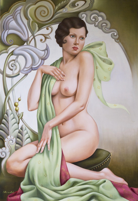 Catherine Abel. род в 1966. Маленькая стрекоза. Частная коллекция
