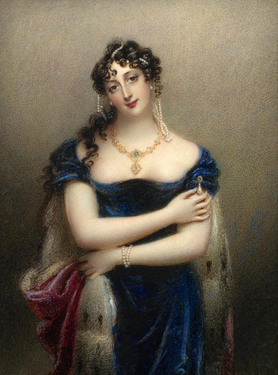 Lady Charles Bentinck