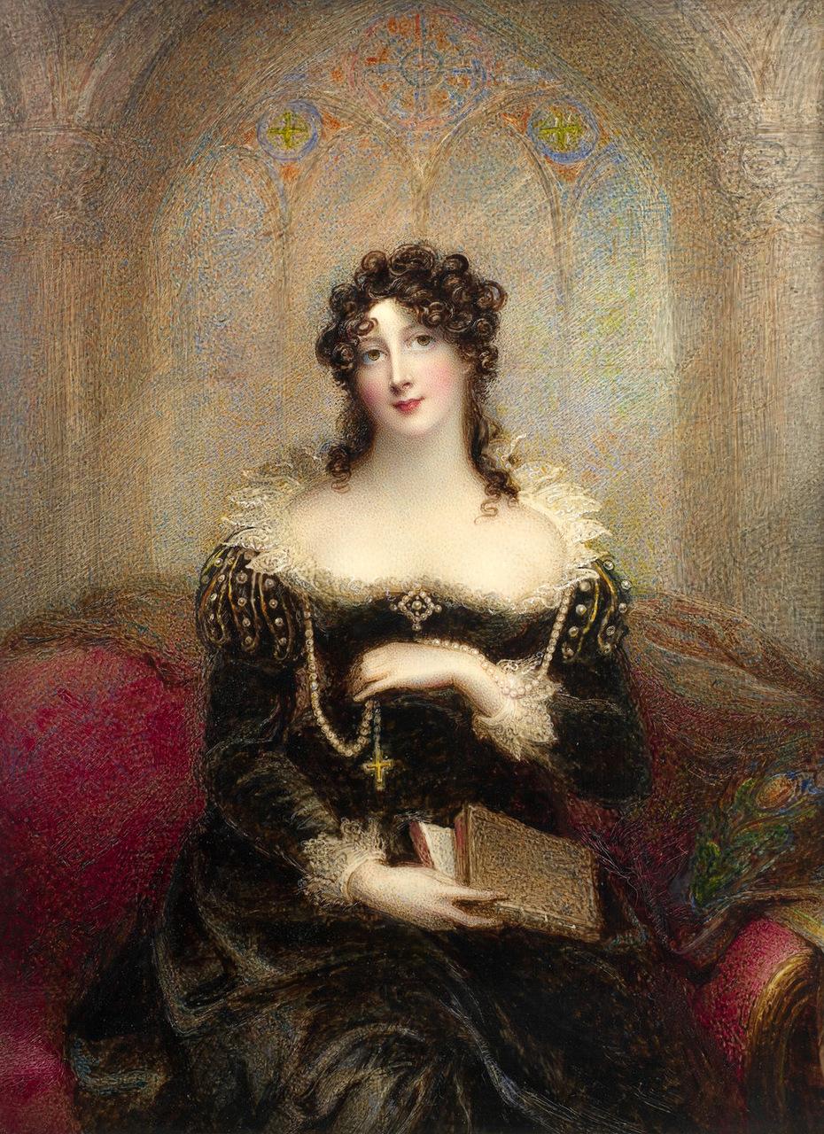 Lady Sarah Bayley