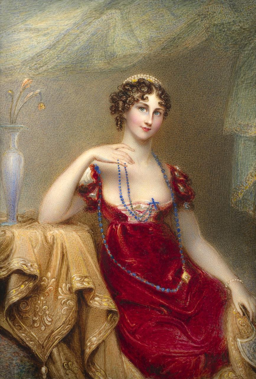 The Hon. Louisa Hope