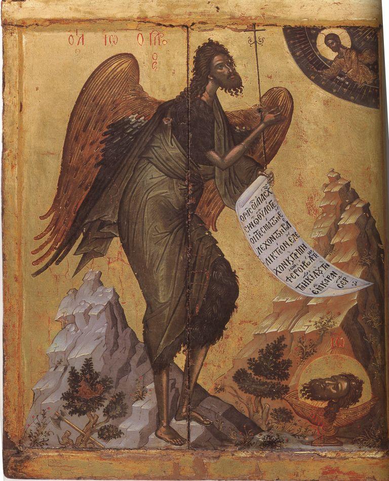 П.38.Предтеча Феофан 1535-1546 (90на80,5)