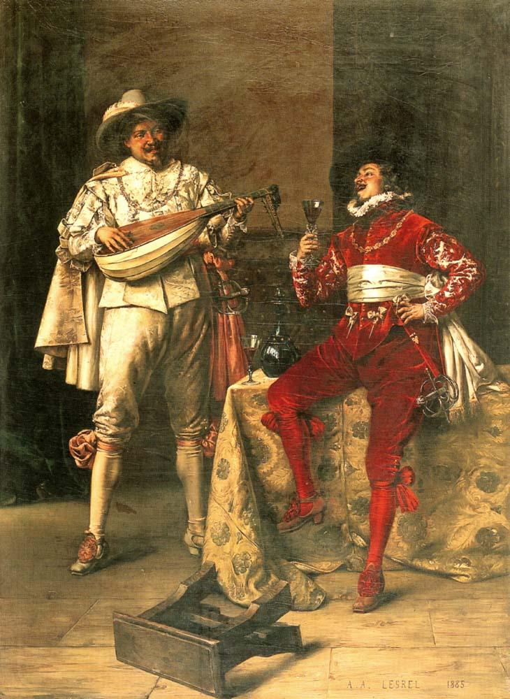 Gentlemen's Pleasures
