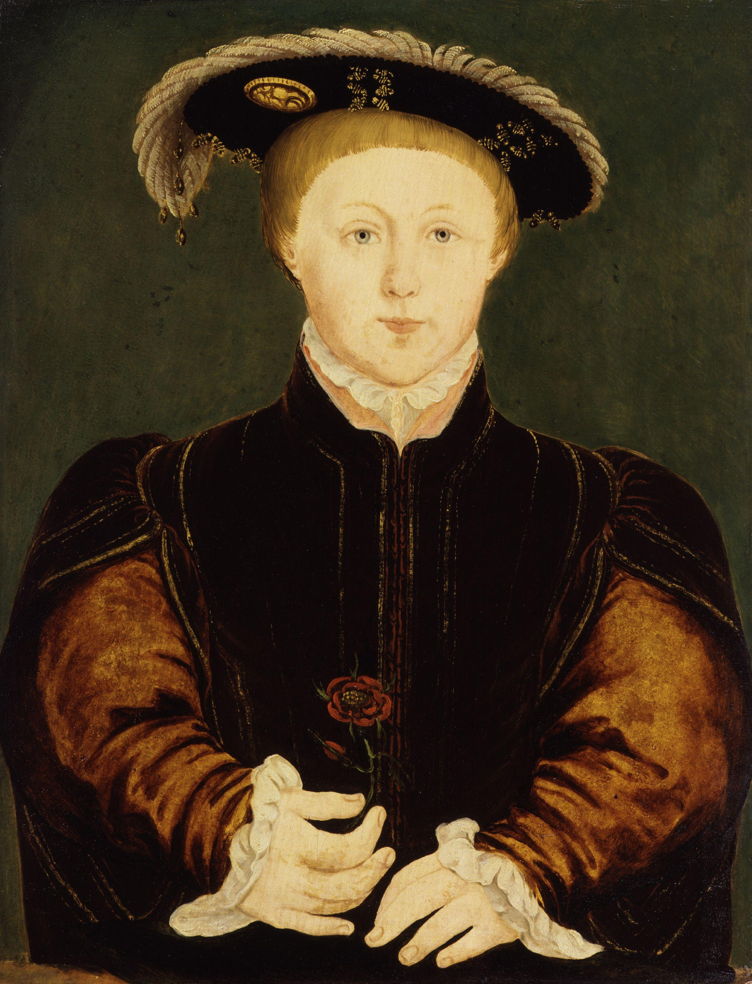 King Edward VI (National Portrait Gallery, London)