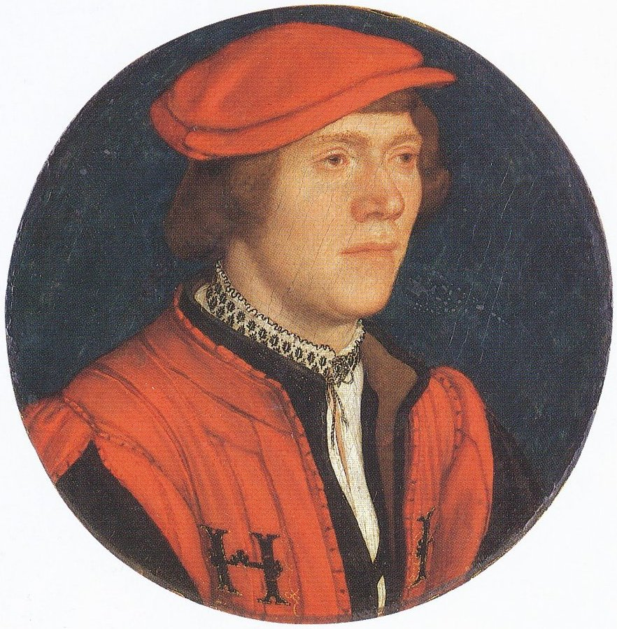 Man in a Red Cap. 1532-35
