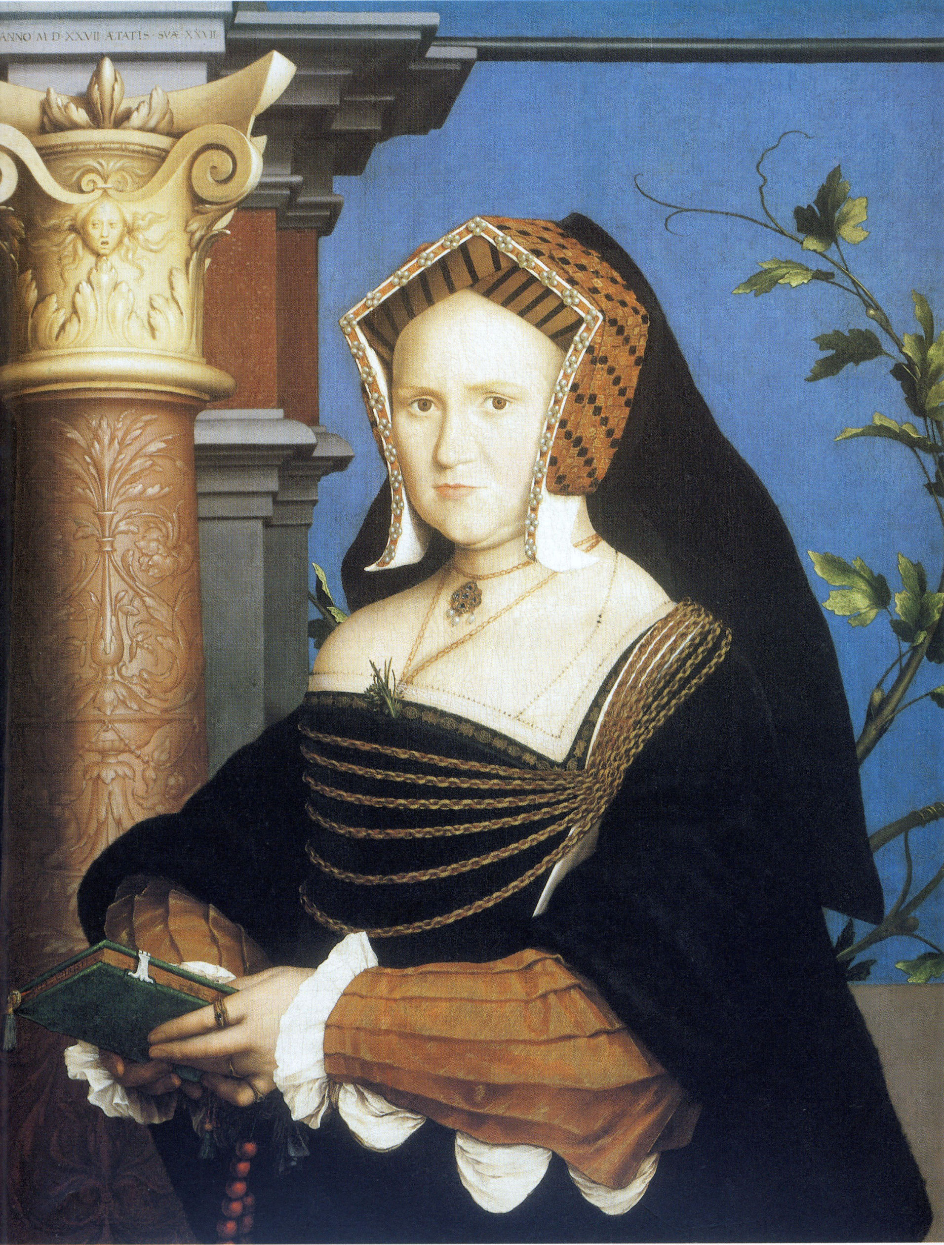 Mary, Lady Guildford. 1527