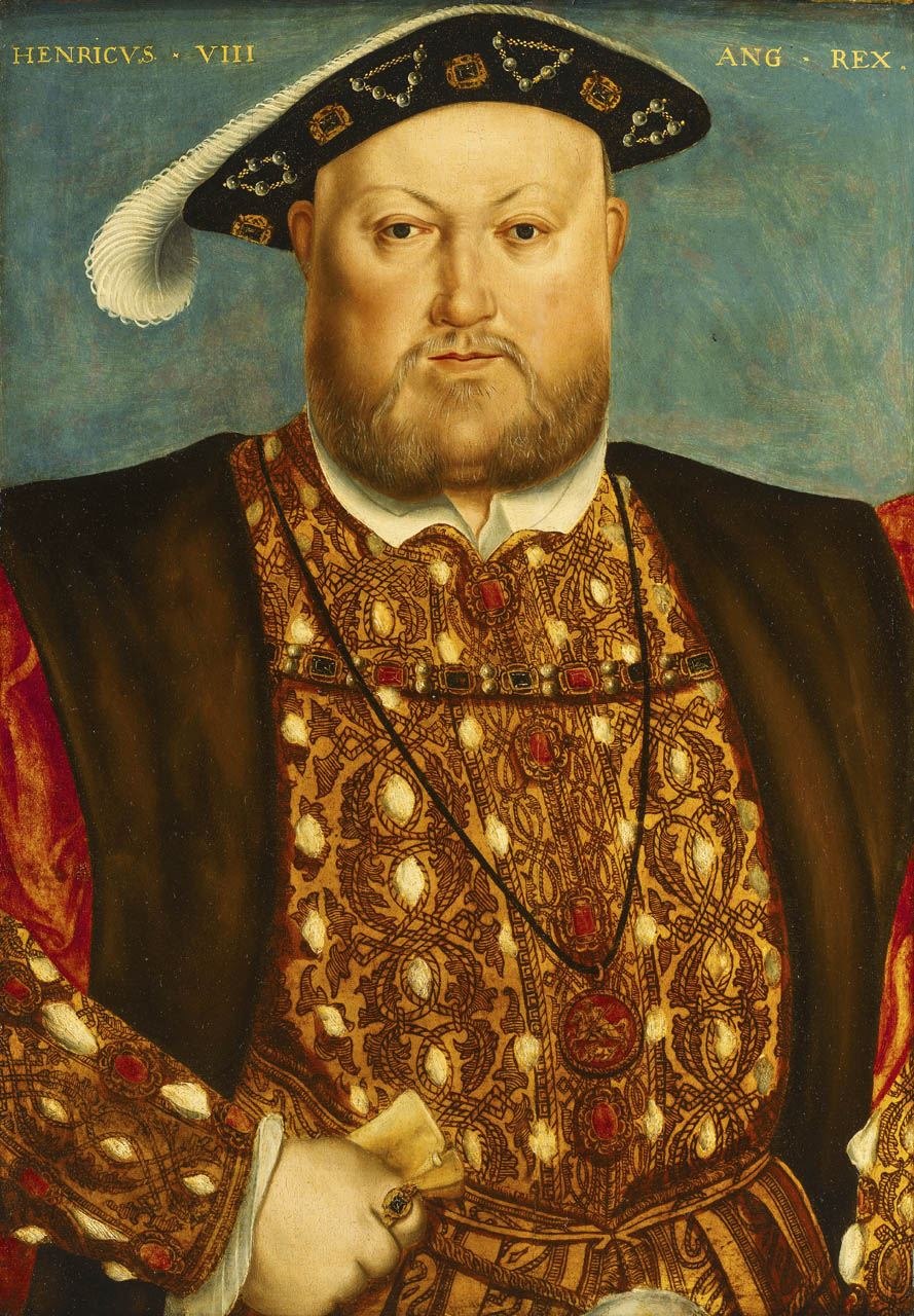 Portrait of Henry VIII (Copy)_ National_Maritime_Museum