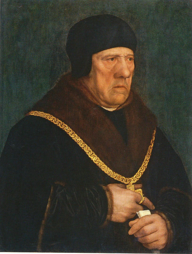 Portrait of Henry Wyatt. c.1537