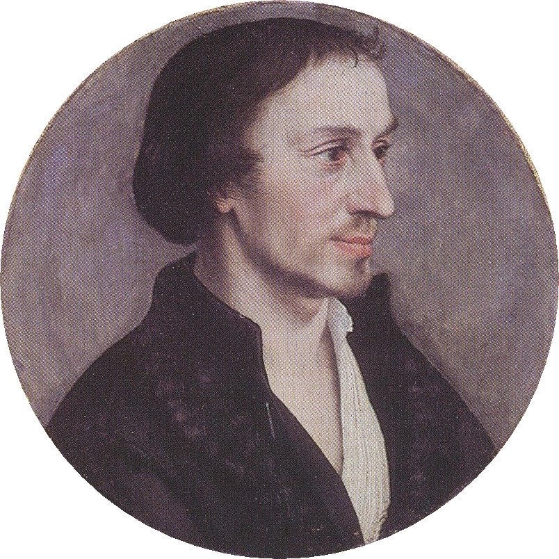 Portrait of Philipp Melanchthon. c.1535