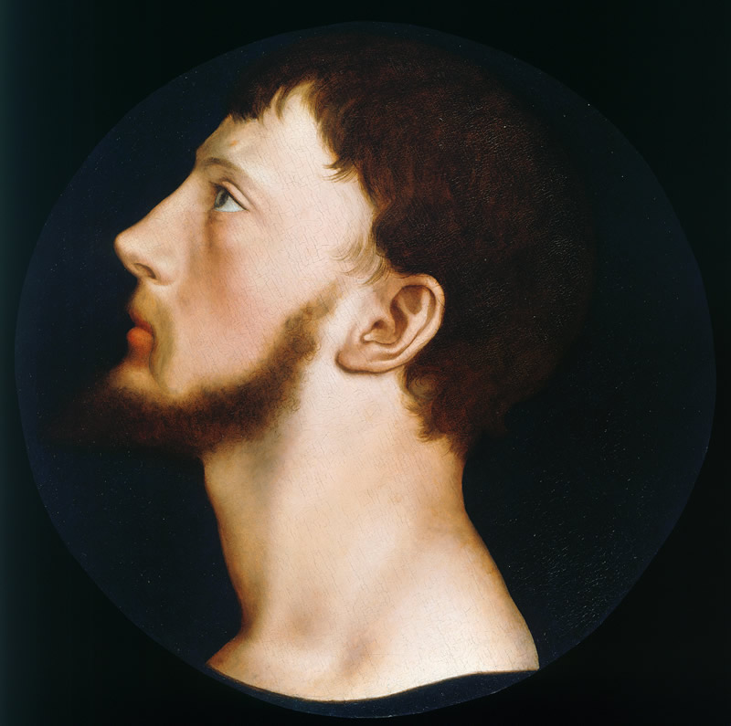 Portrait of Sir Thomas Wyatt the Younger (1521 - 1554). 1542-43