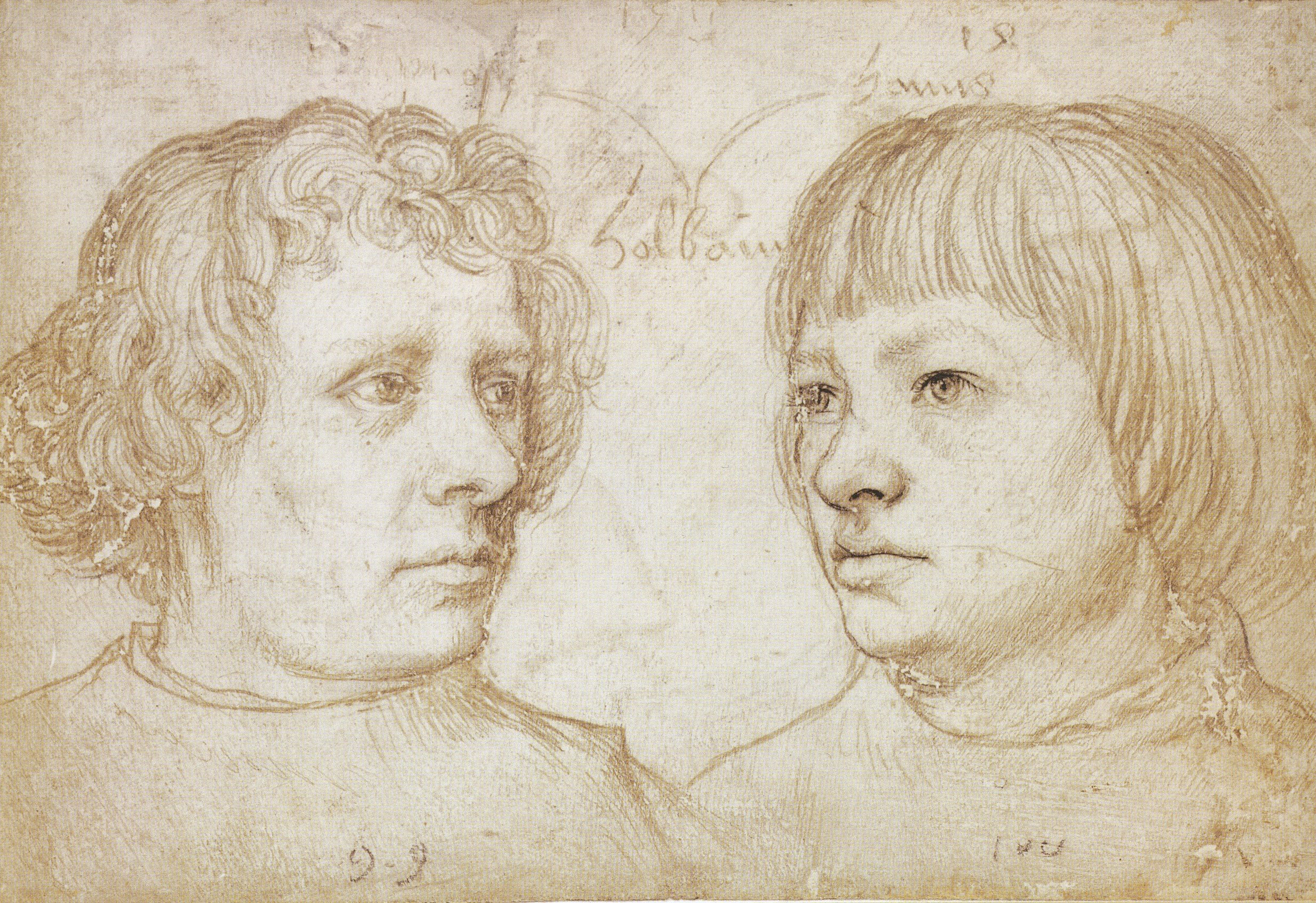 Ambrosius and Hans Holbein. 1511
