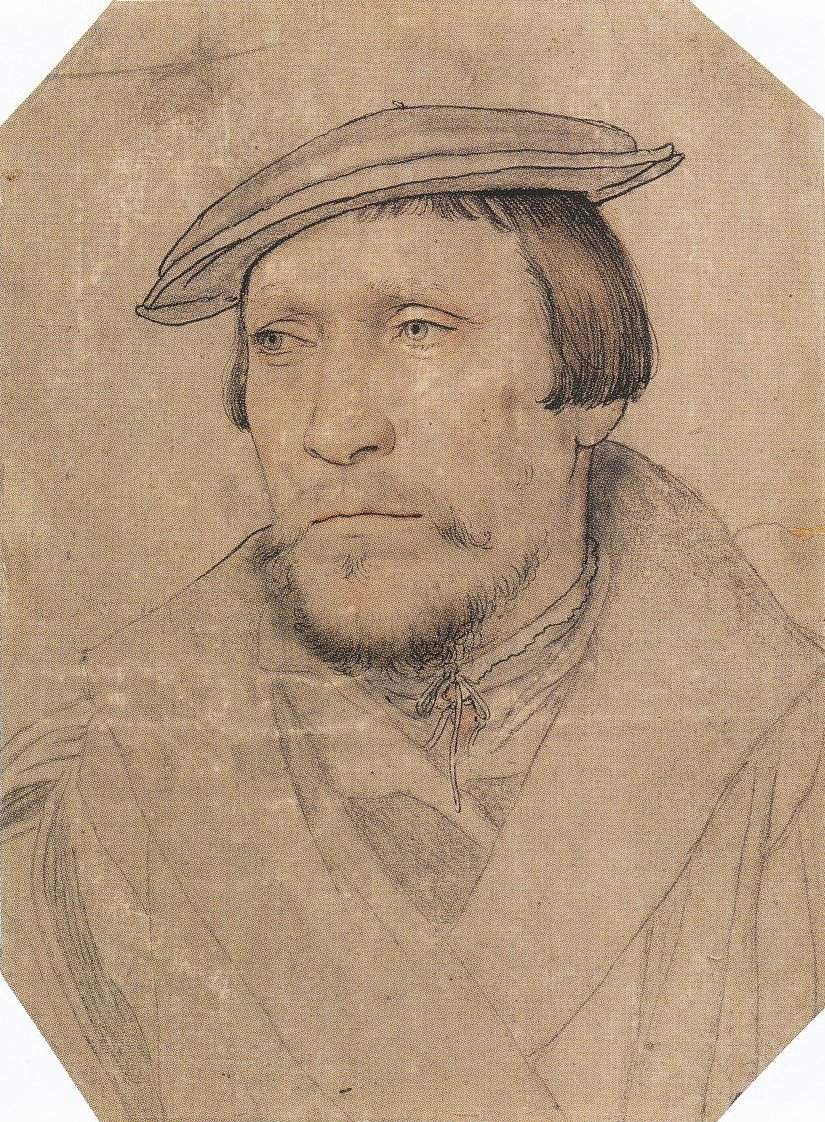 An Unidentified Man. c.1534-36